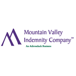 Mountain Valley Indemnity Company Logo, An Adirondack Business
