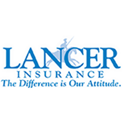 Lancer Insurance Logo, The Difference Is Our Attitude