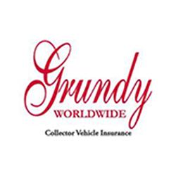 Grundy Worldwide Logo, Collector Vehicle Insurance