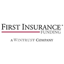 First Insurance Funding Logo, A Wintrust Company