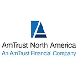 AmTrust North America Logo, An AmTrust Financial Company