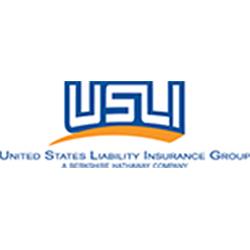 USLI Logo, United States Liability Insurance Group, A Berkshire Hathaway Company